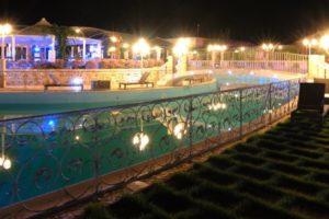 Angolo Piscina Smeraldo Al Parco Ricevimenti Lecce