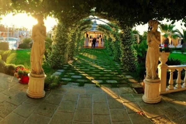 Giardino Al Parco Ricevimenti