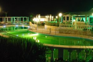 Piscina Smeraldo di Sera Al Parco Ricevimenti Lecce