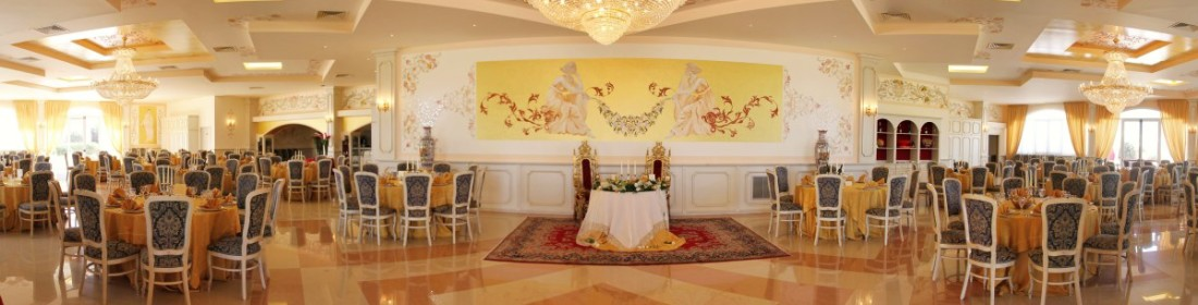 Sala Crystal Al Parco Ricevimenti Lecce