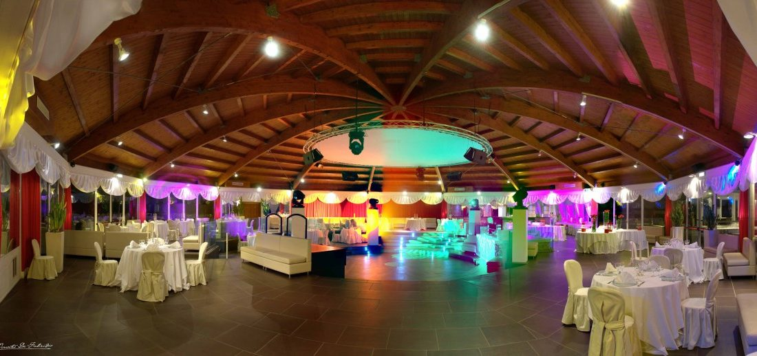 Sala Smeraldo Al Parco Ricevimenti Lecce