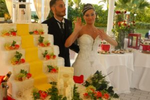 Torta Favola Al Parco Ricevimenti Lecce